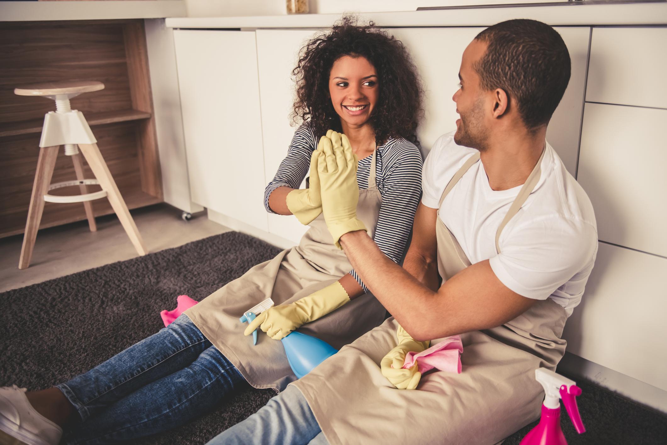 Hulp met uw huishouden – waar te zoeken?